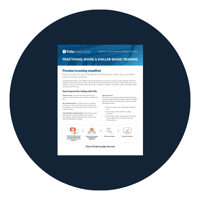 Folio Institutional Fact Sheet Icon_Fractional Shares